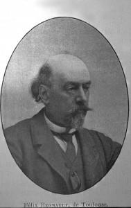 34 - Gargas - Photo portrait Félix Regnault publié dans BSH~1