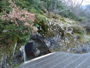 Nocturne : grotte habitat, grotte sanctuaire @ Nestploria / grottes de Gargas