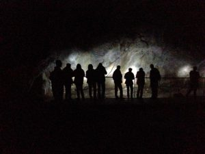 Nocturne : contemplation @ Nestploria / grottes de Gargas