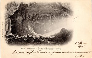 Nocturne (vacances de Pâques) : Gargas au XIXe siècle @ Nestploria / grottes de Gargas